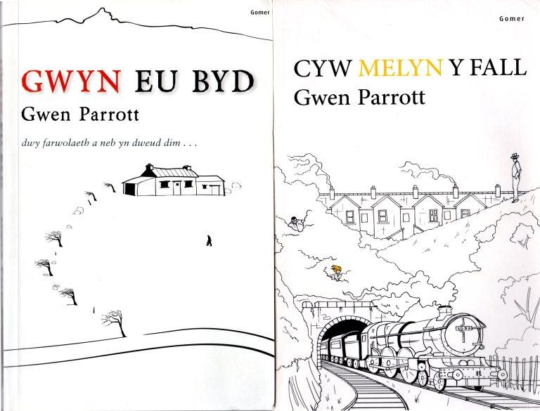nofelau Gwen Parrott